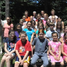 NWS summer campers