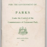Department of Parks Guide to Fairmount Park